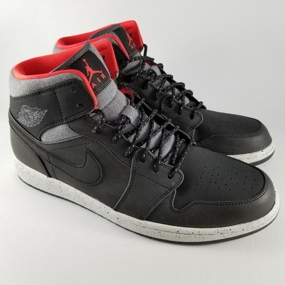 e99c1cbe72b Nike Air Jordan 1 Mid Men s Shoes Size 11   11.5